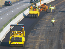 Asphalt Laying - Asphalt Sealing
